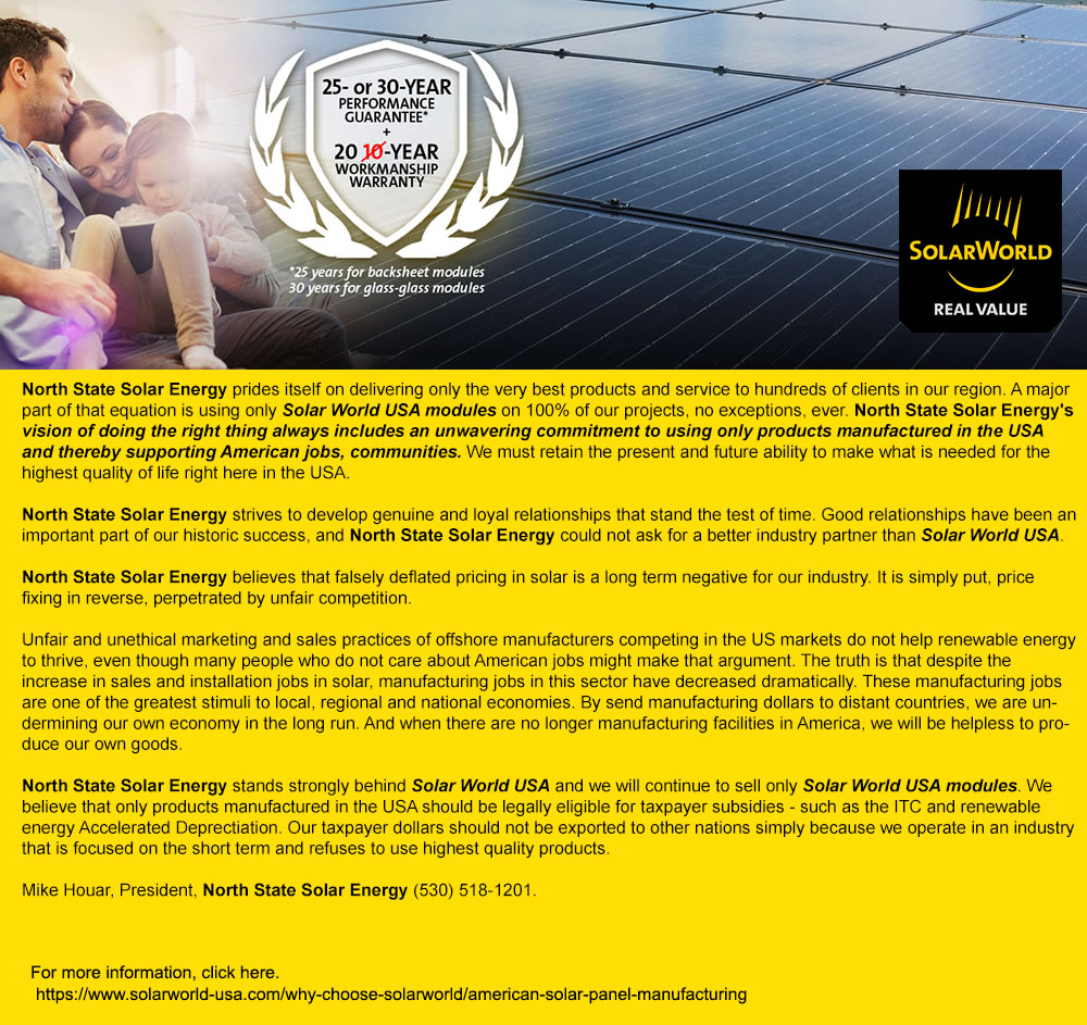 North State Solar Energy Does Panels Work Besides How Works Diagram In Our Commitment To Use Only The Best American Made Products Available Will Be Providing Customers With Usa Materials